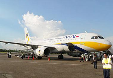 ミャンマー国際航空の就航する計...